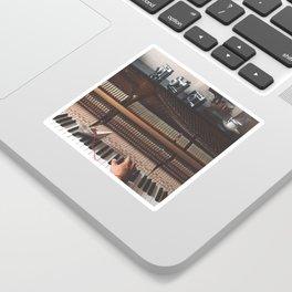 Music's Travel Sticker