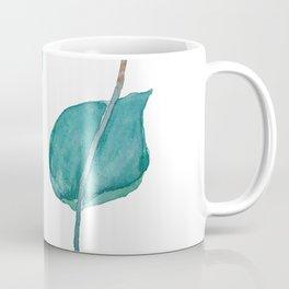 Adder's tongue fern painting Coffee Mug