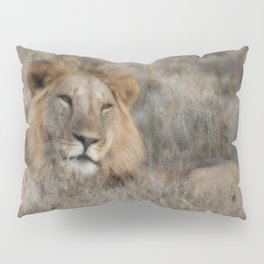 The Lion Is King Pillow Sham