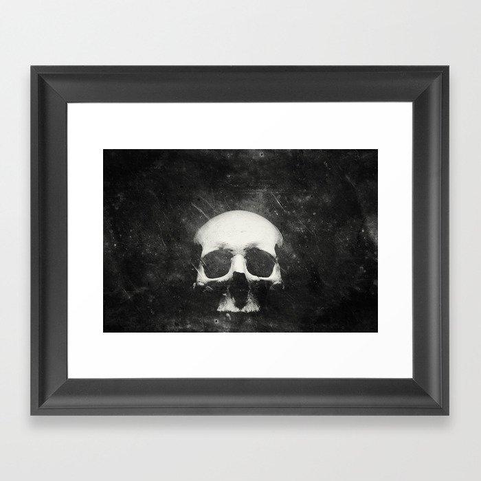 Once Were Warriors X. Framed Art Print