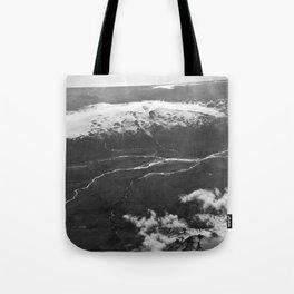Glacier Buddies Tote Bag