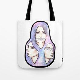 No Evil Tote Bag