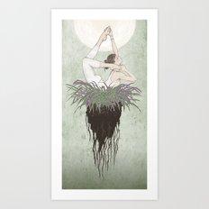 For Albert Art Print