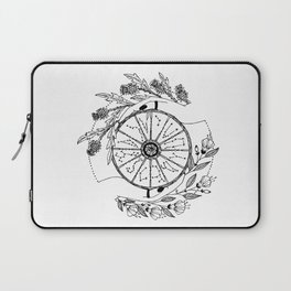 The Wheel of Fortune Laptop Sleeve