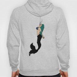 Mermaid on a hook Hoody