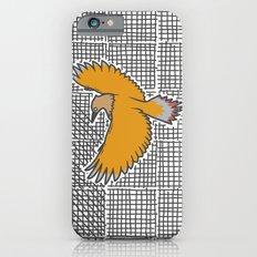 Pencil Birds iPhone 6s Slim Case