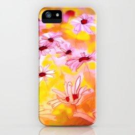 Summer Meadows iPhone Case