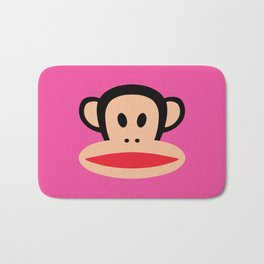 Julius Monkey by Paul Frank - Pink Bath Mat