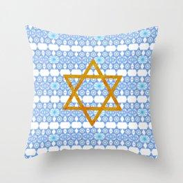 Happy Chanukah! Throw Pillow