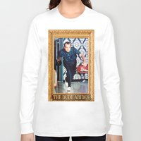 lebowski Long Sleeve T-shirts featuring Lebowski Rolls by Dan Levin's Objects of Curiosity