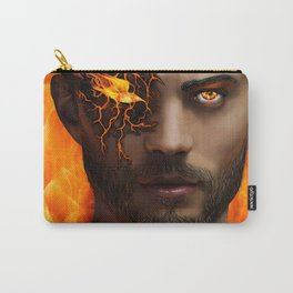 Man Aflame Carry-All Pouch