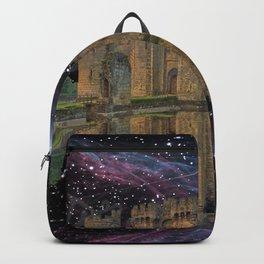 Bodiam in Space Backpack