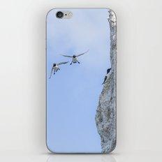 Aborted landing iPhone & iPod Skin