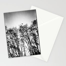woods... Stationery Cards