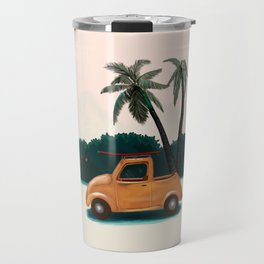 Buggy on the beach Travel Mug