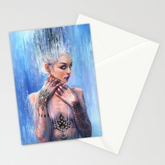 THE MIRROR OF REASON Stationery Cards