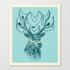 Deer Spirit Canvas Print