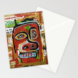 The Face Stationery Cards