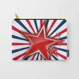 Stars 'n Stripes Carry-All Pouch