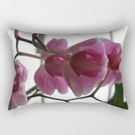 Orchids #1 Rectangular Pillow