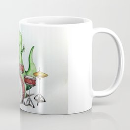Tommy Can't Play the Drums Coffee Mug