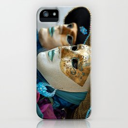 Looking out (2) iPhone Case