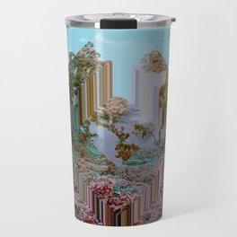 the crystal forest Travel Mug