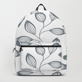 Climbing Leaves Repeat Pattern Backpack