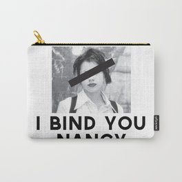 I Bind You Carry-All Pouch