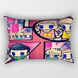 One Direction-5 Rectangular Pillow