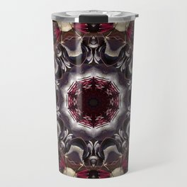 Beauty And The Beet -- A Kaleidoscope Of Beets Travel Mug