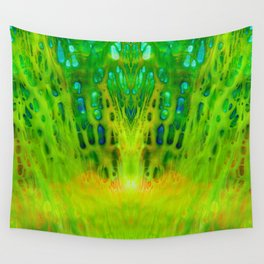 acrylic mirror Wall Tapestry