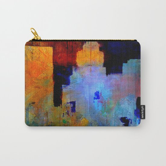An autumn in Central Park Carry-All Pouch