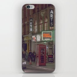Covent Garden 2 iPhone Skin