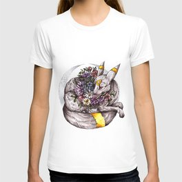 The servant of the moon T-shirt