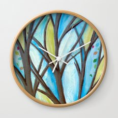 Spreading my branches Wall Clock