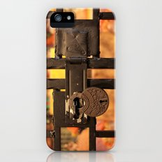 All Locked Up iPhone (5, 5s) Slim Case