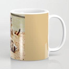 Meerkat Togetherness Coffee Mug
