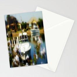 Someone's Back-Yard Stationery Cards