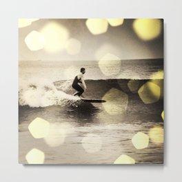 Longboard Dream Metal Print