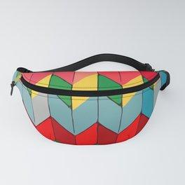 Modern art - Rainbow Fold Fanny Pack