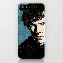 Sherlock iPhone Case