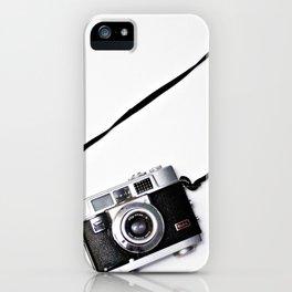Kodak Vintage Camera iPhone Case