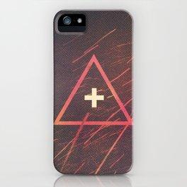 Shelter // For in You I Take Refuge iPhone Case