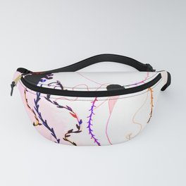 The Days Of Vines And Roses Fanny Pack