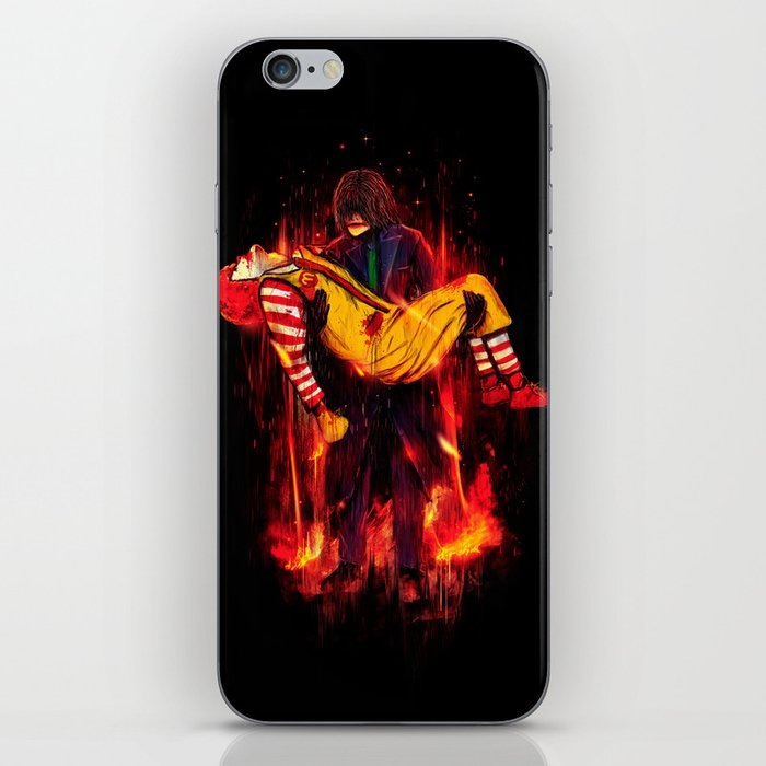 This Is Not a Joke! iPhone Skin
