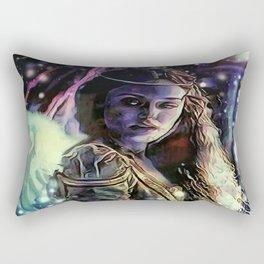 Erinyes: Megaera Rectangular Pillow