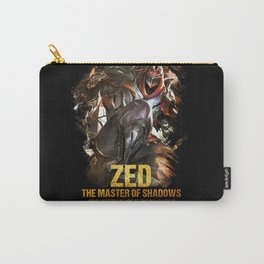 League of Legends ZED - The Master Of Shadows - Video games Champion Carry-All Pouch