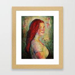 Mary #2 Framed Art Print