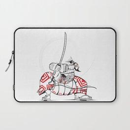 READY FOR BATTLE SAMURAI!! Laptop Sleeve